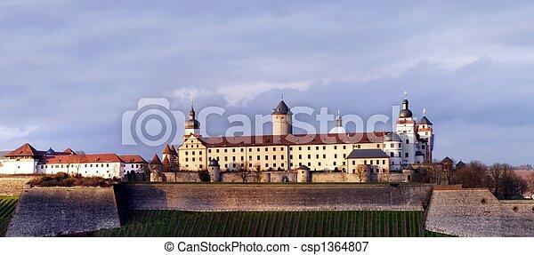 Festung Marienberg - csp1364807