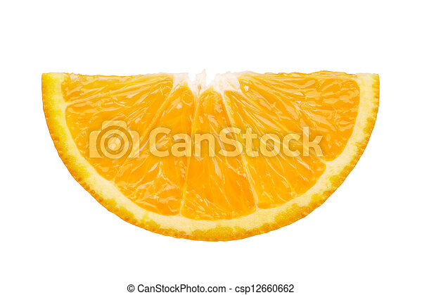 fetta arancia - csp12660662