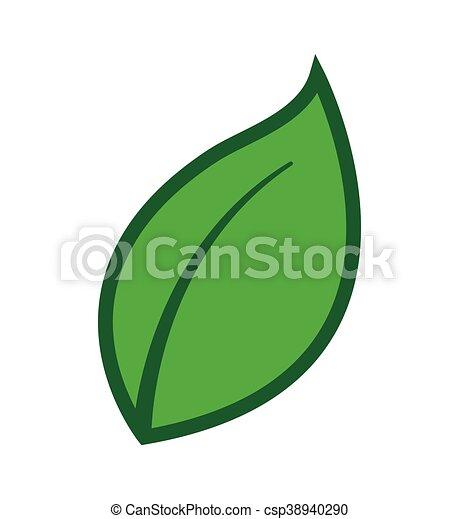 Feuille plante vert icne plante graphique feuille feuille plante vert icne csp38940290 altavistaventures Image collections