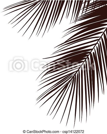 feuilles, arbres - csp14122072