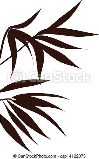 feuilles, arbres - csp14122073