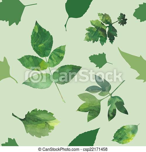 feuilles - csp22171458