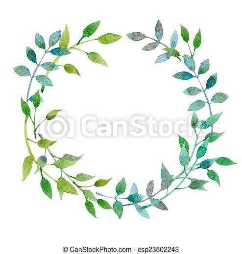 feuilles - csp23802243