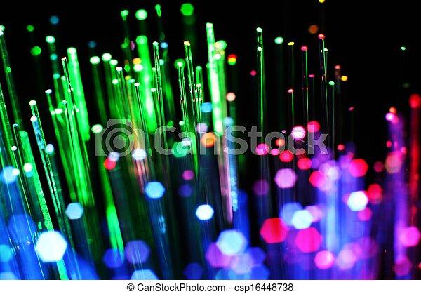 Fiber optics - csp16448738