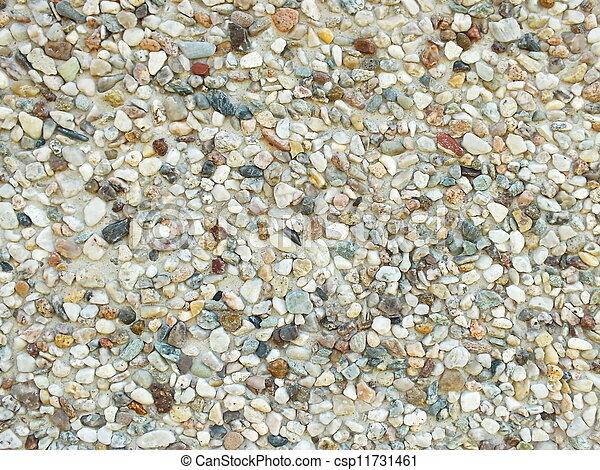 field-stone, parete, pietra, vecchio, fondo - csp11731461