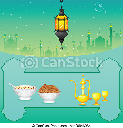 Antecedentes del partido Iftar - csp20846064