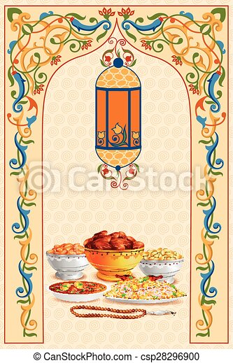 Antecedentes del partido Iftar - csp28296900