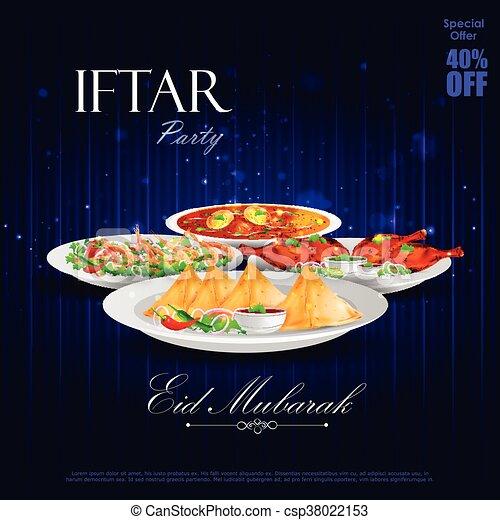 Antecedentes del partido Iftar - csp38022153
