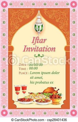 Antecedentes del partido Iftar - csp28401436
