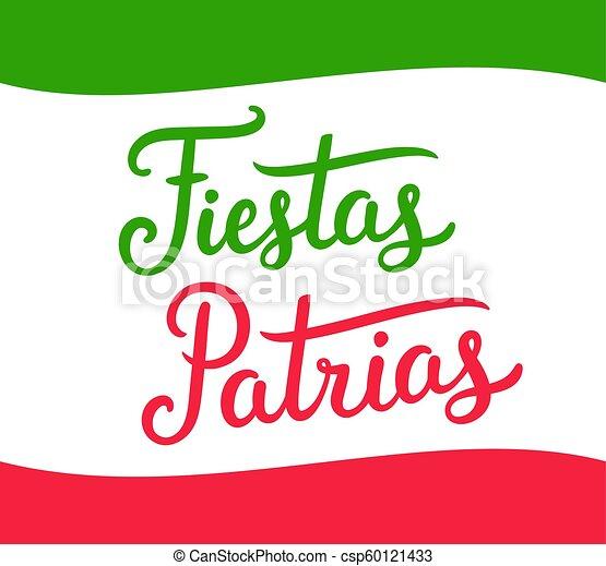 Fiestas Patrias Mexico Independence Day