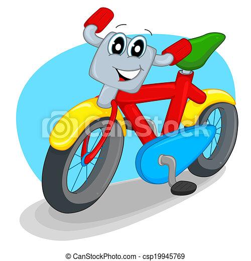 fiets - csp19945769