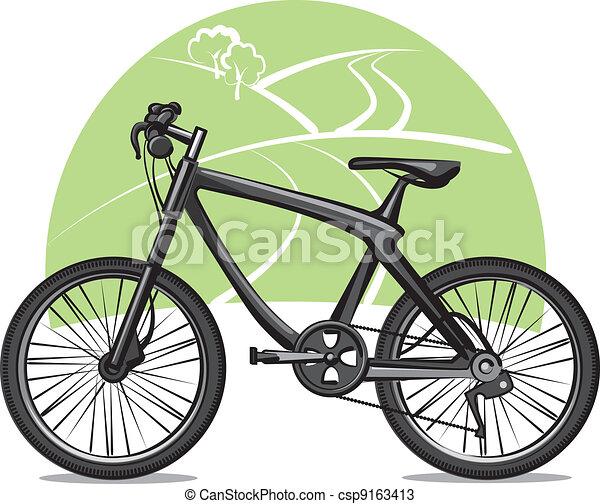 fiets - csp9163413