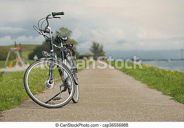 fiets - csp36556988