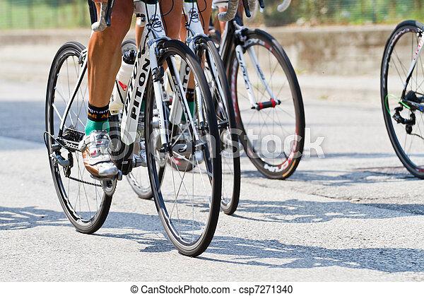 fietser - csp7271340