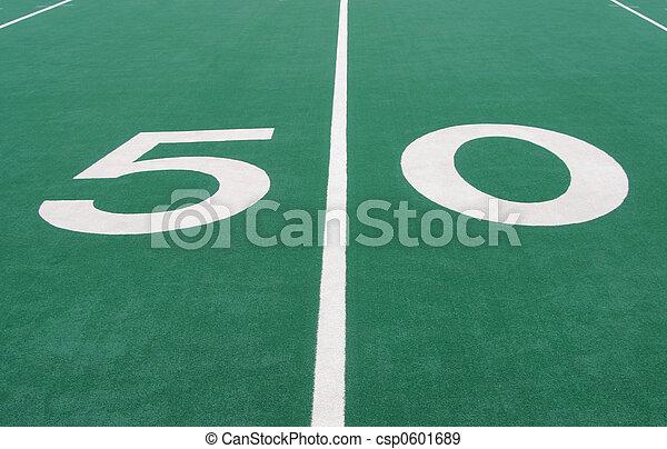 Fifty Yard Line - csp0601689