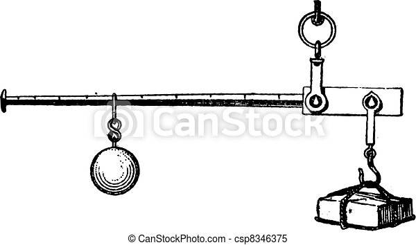 fig balance romaine 1 vendange engraving fleury clipart vectoriel rechercher. Black Bedroom Furniture Sets. Home Design Ideas