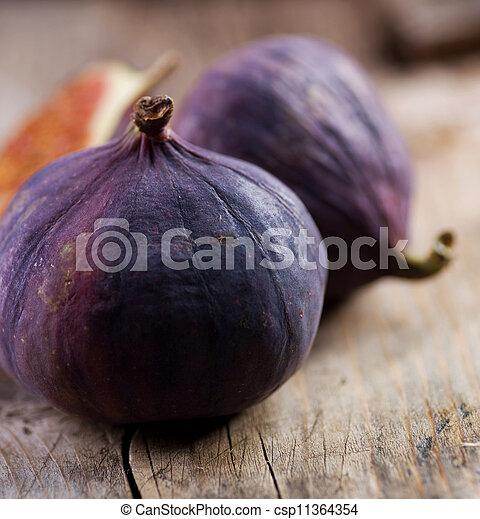 Fig Fruit  - csp11364354