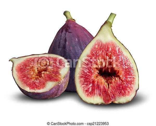 Fig Fruit - csp21223953