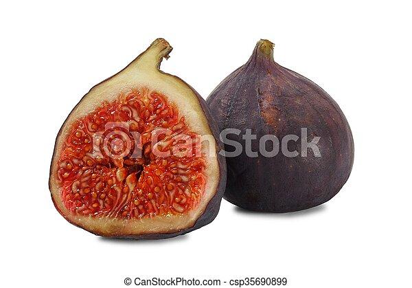 Fig Fruits - csp35690899