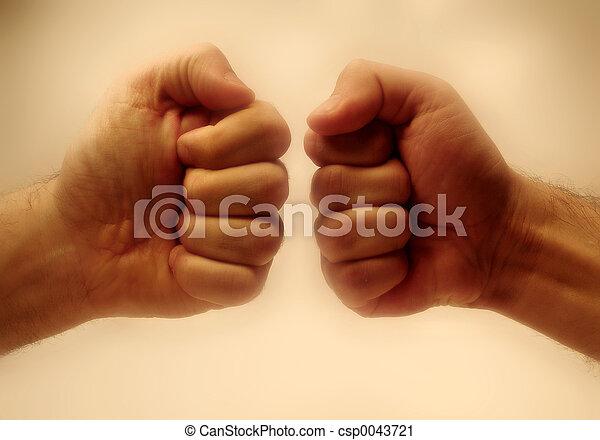fight. - csp0043721
