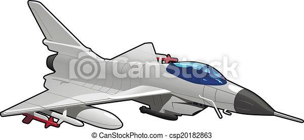fighter jet - csp20182863