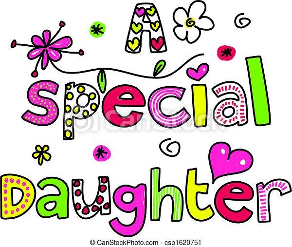 figlia, speciale - csp1620751