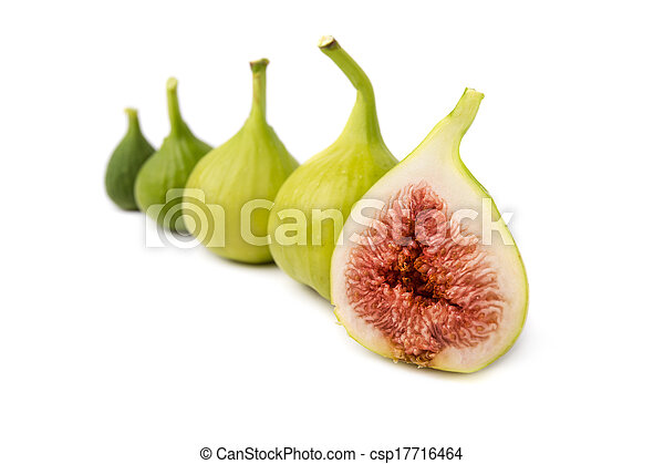 Figs isolated - csp17716464