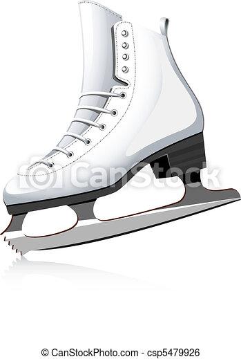 Figure Skating - csp5479926