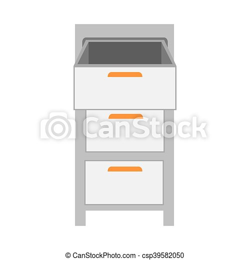 file cabinet office - csp39582050