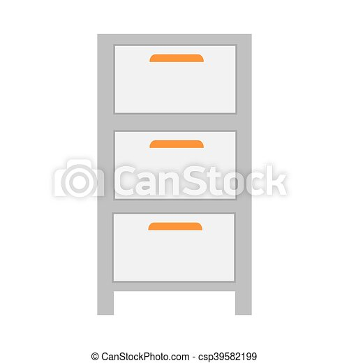 file cabinet office - csp39582199