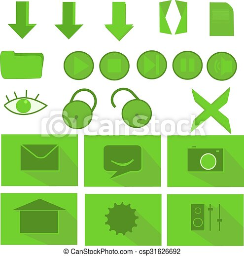 file icon set - csp31626692