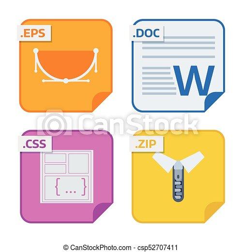document formats
