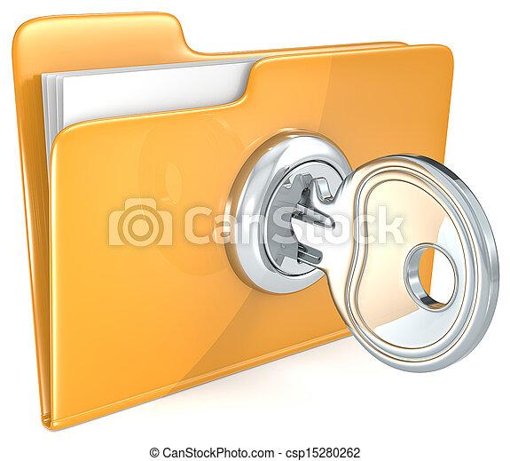 Aseguren los archivos. - csp15280262
