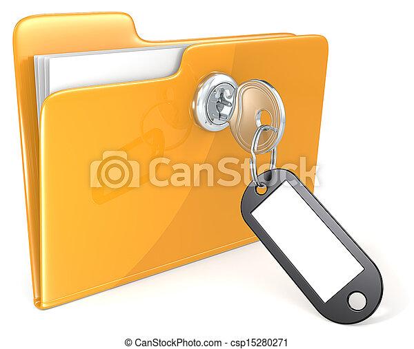 Aseguren los archivos. - csp15280271