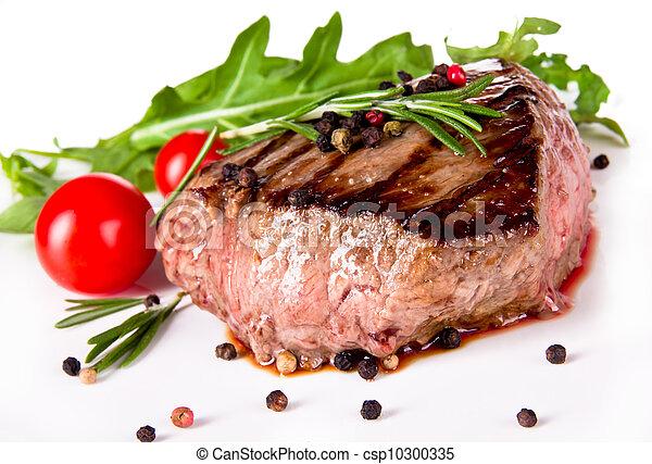 Delicioso bistec - csp10300335