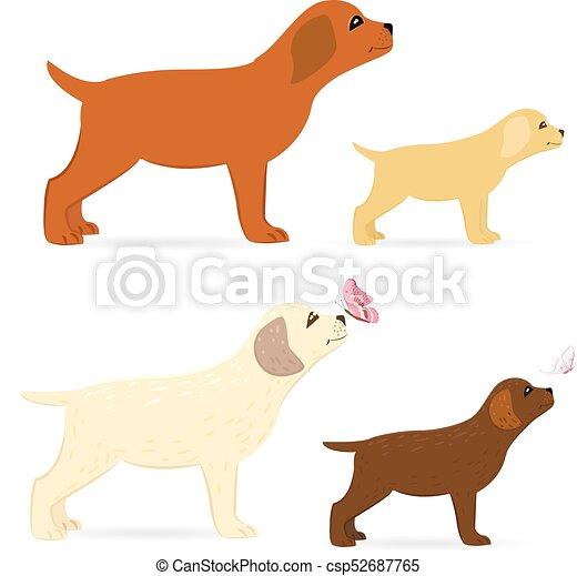 filhotes cachorro desenho bonito cobrança seu