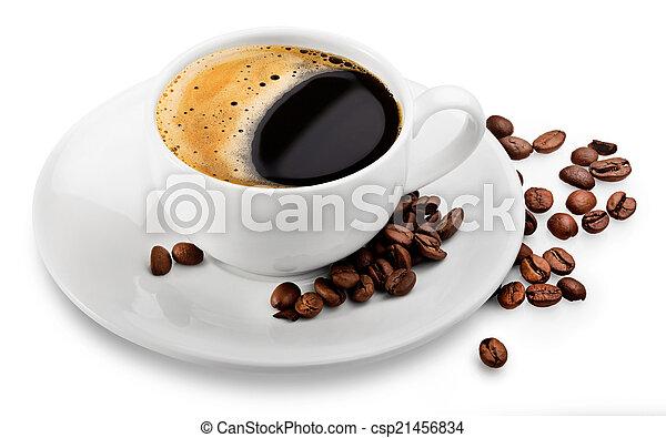 filiżanka do kawy - csp21456834