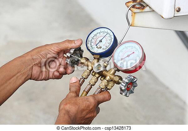 Fill refrigerant - csp13428173
