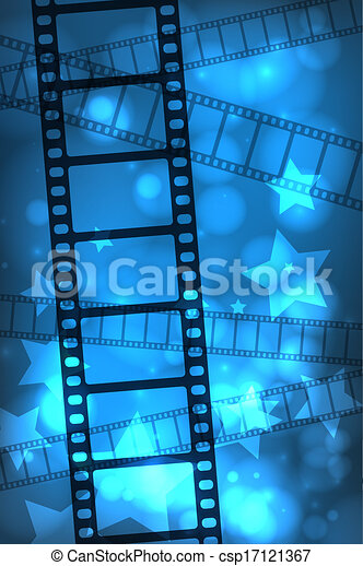 Abstract movie film background eps10 vector image clip art film background vector voltagebd Image collections