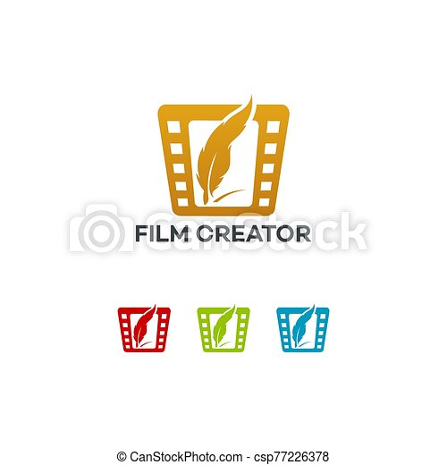 Film Logo designs, themes, templates and downloadable graphic elements on  Dribbble
