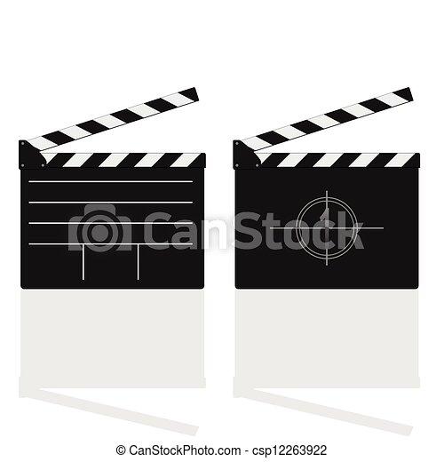film damper vector illustration - csp12263922
