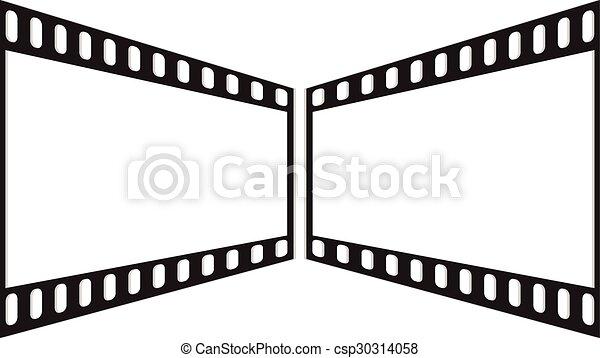 Film frame - csp30314058