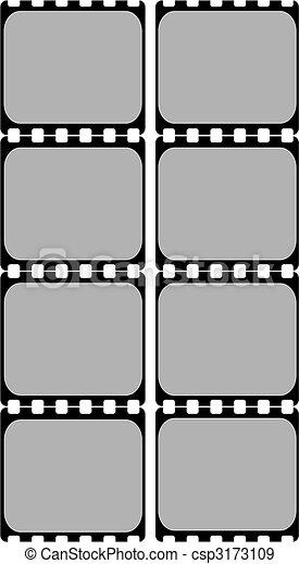 Film frame - csp3173109
