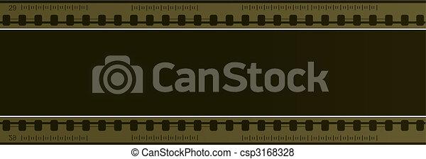 Film frame - csp3168328