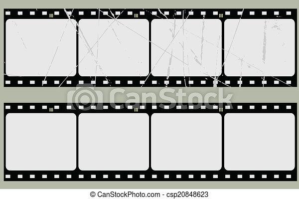 Film frame - csp20848623