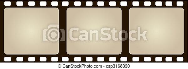 Film frame - csp3168330