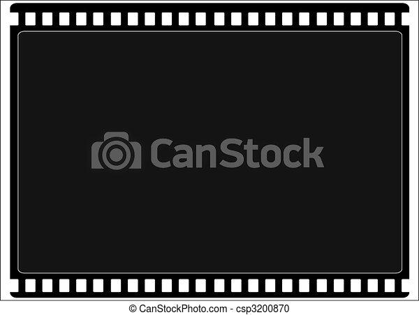 Film frame - csp3200870