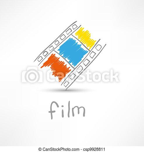 film icon - csp9928811