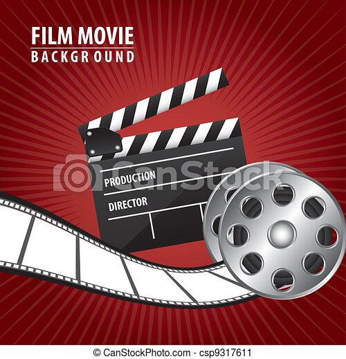 film movie - csp9317611