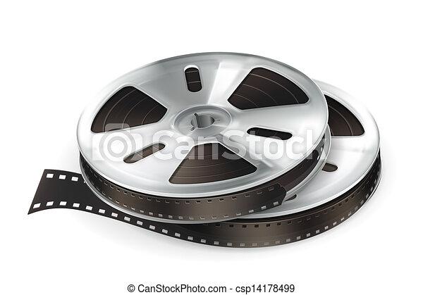 Film Reel - csp14178499